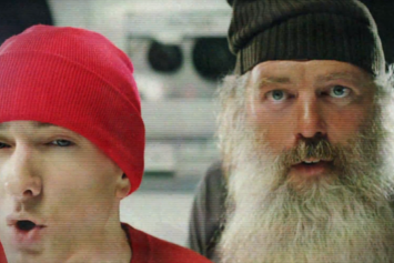 "Eminem ""Berzerk"" Video"
