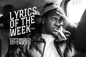 Lyrics Of The Week: September 13-19