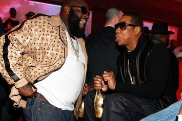 "Rick Ross Reveals His New Single Will Feature Jay Z [Update: Ross Speaks On Single ""The Devil Is A Lie""]"