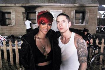 """Eminem To Release New Single With Rihanna """"The Monster"""" Next Week"""