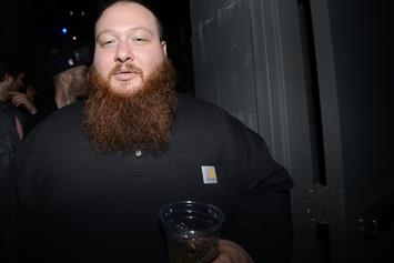 "Action Bronson Reveals Cover Art For ""Blue Chips 2,"" Says ""Legendary Special Guest"" Fell Through"