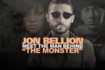 "Meet Jon Bellion, The Co-Writer Of Eminem's ""The Monster"""