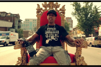 "Gillie Da Kid ""King Me"" Video"