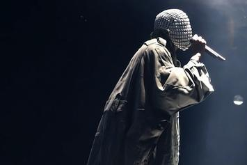 Kanye West Rants About MTV VMAs & More At Barclays Center