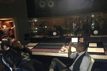 "Timbaland Feat. Jay Z & J-Roc  Work On ""Bounce"""