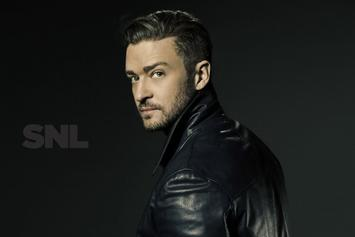 "Justin Timberlake Performs ""Only When I Walk Away"" On SNL"