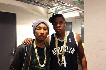 "Jay Z Collaborates With Billionaire Boys Club On ""Magna Carta Holy Grail"" Shirt"