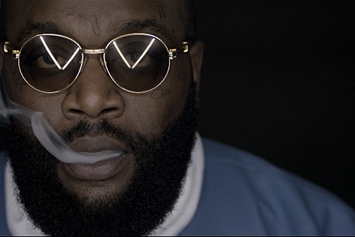 "Rick Ross Feat. French Montana ""Nobody"" Video"