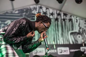 Young Thug Clears Up Ambiguous Label Status