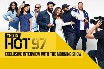This Is Hot 97: Interview With The Morning Show Hosts