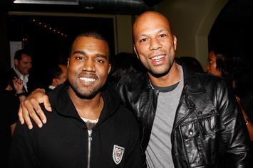 Kanye West & Common Launch Initiative To Create 20,000 Jobs For Chicago Youth