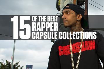 15 Of The Best Rapper Capsule Collections