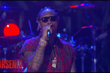 "Future Performs ""I Won/Honest"" On Arsenio Hall"