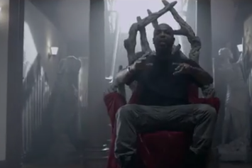"Tech N9ne Feat. Ryan Bradley ""Over It"" Video"