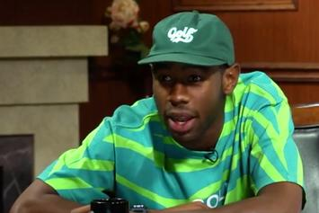 Tyler, The Creator On Larry King Now