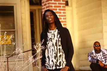 """Young Thug Feat. Trae Tha Truth """"Baby"""" Video"""