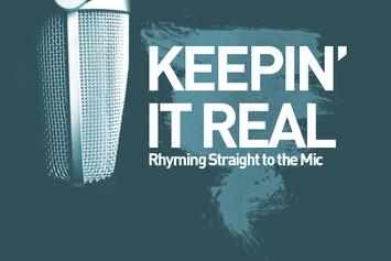 Keepin' It Real: Rhyming Straight To The Mic
