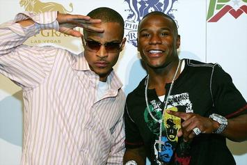 Floyd Mayweather Says He Slept With T.I.'s Wife Tiny [Update: Mayweather Says He Was Misquoted]