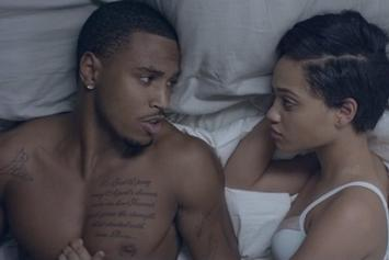 "Trey Songz ""What's Best For You"" Video"