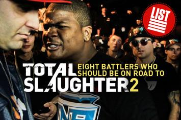 "8 Battlers Who Should Be On ""Road To Total Slaughter"" Season 2"