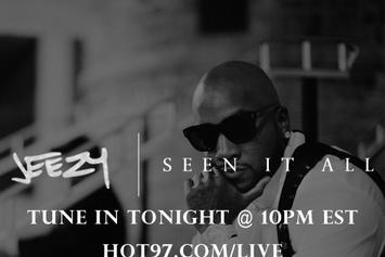 """Watch Jeezy's """"Seen It All"""" Album Release Concert From NYC (Live Stream)"""