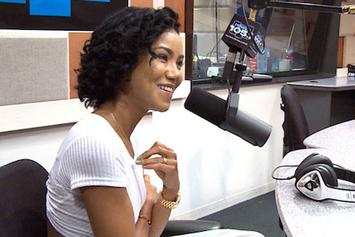 "Jhene Aiko Talks About ""Souled Out"" Album & More With Angie Martinez"