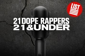 21 Dope Rappers 21 And Under