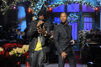 """Jamie Foxx, 2 Chainz & DJ Mustard Sued For """"Party Ain't A Party"""""""
