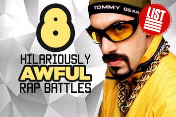 8 Hilariously Awful Rap Battles