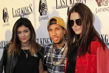 Tyga Skips Appearance After Club Bans Underage Kylie Jenner