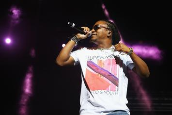 "Lupe Fiasco Says He's Done Tweeting, Wants To ""Go Back To The Shadows"""
