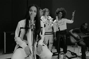 "Ciara Performs ""I Bet"" Acoustic"