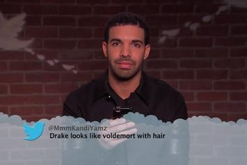 "Drake, Wiz Khalifa, Childish Gambino, Iggy Azalea & More Read ""Mean Tweets"" On Jimmy Kimmel"