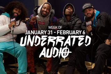 Underrated Audio: January 31- February 6