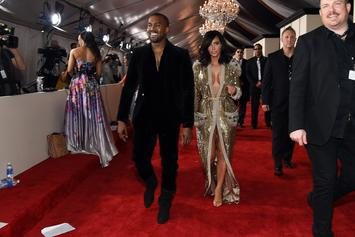 Photos: The Grammys Red Carpet, Backstage & More