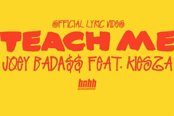 "Joey Bada$$ Feat. Kiesza ""Teach Me"" (Official Lyric Video)"