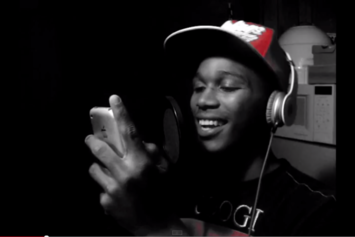 "Lil Snupe ""Y'all Ain't"" Video"