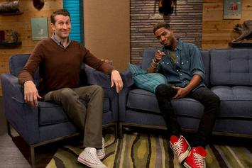 Kid Cudi Will Be The Regular Co-Host Of Comedy Bang! Bang! This Summer