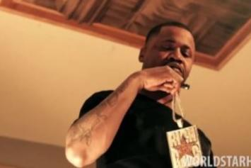 """Juvenile Feat. Skip & Lil Cali """"Can't Keep Hanging On"""" Video"""