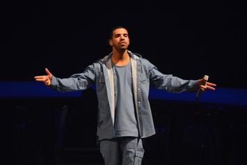 "Drake Changes Lyrics To ""Energy,"" Seemingly Takes A Shot At Chris Brown"
