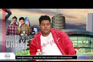 iLoveMakonnen Guests on Snoop Dogg's GGN