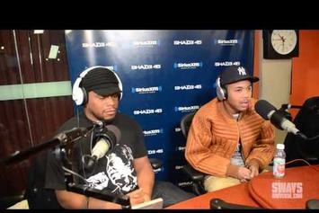 """Lil Herb Freestyles On """"Sway In The Morning"""""""