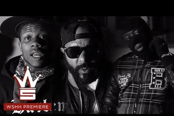 "Jim Jones Feat. Trav & Neek Bucks ""Can't Tell Bout"" Video"