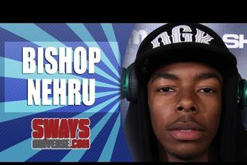 Bishop Nehru Freestyles On Sway In The Morning
