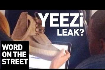 Word On The Street: Kanye West's adidas Yeezi III