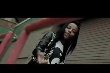 "Sasha Go Hard ""Chiraq Part 2"" Video"