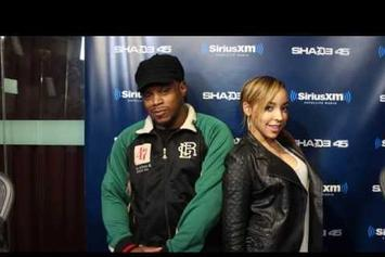 "Tinashe Talks ""Aquarius"" & Newfound Fame On Sway In The Morning"
