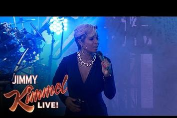"Disclosure & Mary J. Blige Perform ""F For You"" On Jimmy Kimmel"