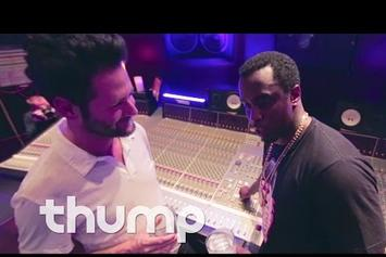 """Puff Daddy And Guy Gerber's """"11 11"""" Documentary"""