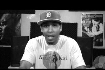 """Kid Vishis """"Timing Is Everything (Freestyle)"""" Video"""